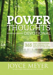 Power Thoughts Devotional (Large Print)