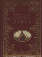 NKJV Providence Collection Family Bible (Indexed)