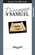 1 Samuel (Study Guide, 12 Sessions, Intermediate) (Discover Your Bible Series)