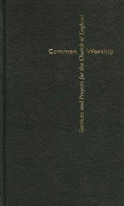 Common Worship: Main Volume Standard Edition Black