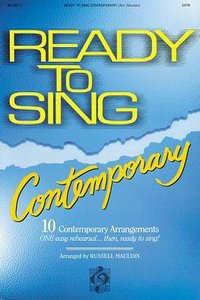 Ready to Sing Contemporary Volume 1