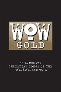 Wow Gold Music Book