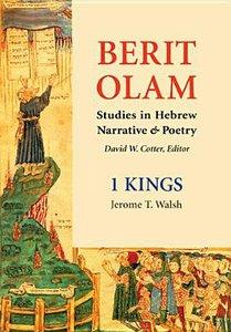 Berit Olam:1 Kings