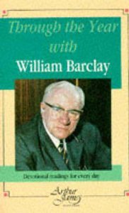 Through Year With William Barclay