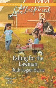 Falling For the Lawman (Kirkwood Lake) (Love Inspired Series)