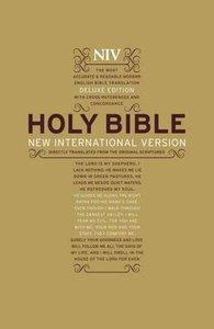 NIV Deluxe Bible