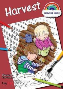 Harvest (Rainbow Colouring Book Series)