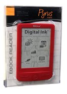 E-book Reader Pyrus (2gb Mini Red)