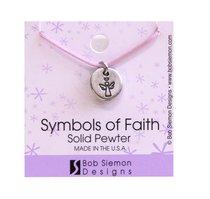 Symbols of Faith Pendant: Angel Psalm 91:11