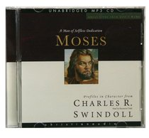 Moses (Unabridged) (MP3) (Great Lives From Gods Word Series)