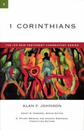 Ivp Ntc: 1 Corinthians (Ivp New Testament Commentary Series)