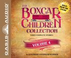 Bcca (Unabridged, 6 Cds) (Volume 04) (#04 in Boxcar Collection Audio Series)
