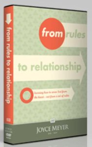 From Rules to Relationship (1 Disc)