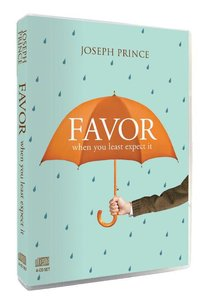 Favour When You Least Expect It (2 Cds)