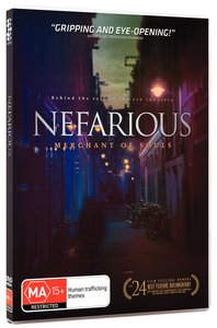 Scr DVD Nefarious: Merchant of Souls: Screening Licence (Profit/fundraising)