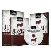 Jewish Foundations (DVD With Leaders Guide) (Daylight Bible Study Series)