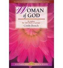 Woman of God (Lifeguide Bible Study Series)