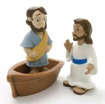 Jesus Walks on Water (Tales Of Glory Toys Series)