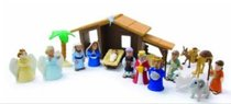 Nativity Play Set (Tales Of Glory Toys Series)