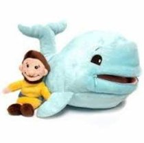 Plush Jonah and Fish (Tales Of Glory Toys Series)