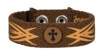 Faith Gear Bracelet Tribal Cross (Canvas)