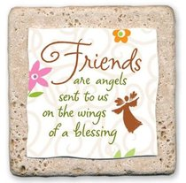 Sentiment Tiles: Friends/Angels