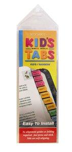 Bible Tabs Verse Finders Kids Tabs (Horizontal)
