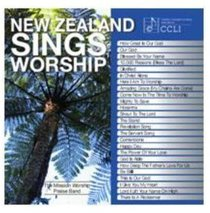 New Zealand Sings Worship (2cd)