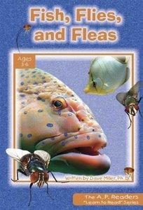 Fish, Flies, and Fleas (A P Reader Series)