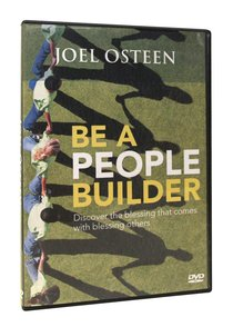 Be a People Builder (1 Dvd)