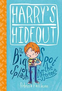 Spot the Difference & the Big Splash (Harrys Hideout Series)