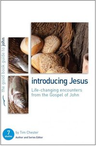 Introducing Jesus: John (The Good Book Guides Series)