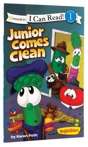 Junior Comes Clean (I Can Read!1/veggietales Series)
