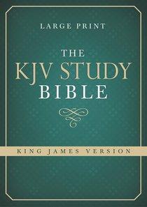 KJV Study Bible Large Print