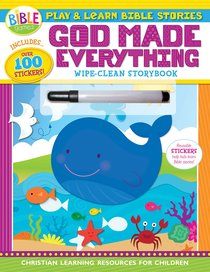 Play and Learn Bible Stories: God Made Everything