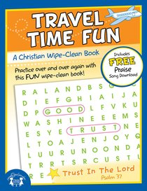 Wipe Clean Book: Travel Time Fun (Age 6+) (Use Themes)