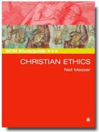 Scm Study Guide: Christian Ethics (Scm Studyguide Series)