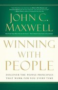 Winning With People (Unabridged, 4 Cds)