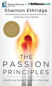 The Passion Principles (Unabridged, Mp3)