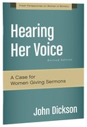 Fpwim: Hearing Her Voice (Revised Edition)