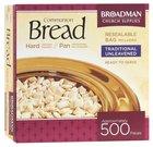 Communion Bread Unleavened 500 Pieces