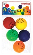 Bouncy Ball Pack Of 5 (38mm Balls)