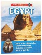 Egypt (Lets Go Explore Series)