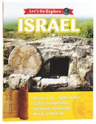 Israel (Lets Go Explore Series)
