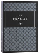 ESV Psalms Brown/Walnut Timeless Design