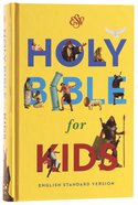 ESV Holy Bible For Kids (Black Letter Edition)