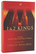 1 & 2 Kings (Apollos Old Testament Commentary Series)