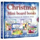 Christmas Mini Board Books (4 Book Boxed Set)