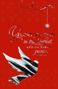 Christmas Boxed Cards: Glory to God in the Highest (Luke 2:14 Kjv)