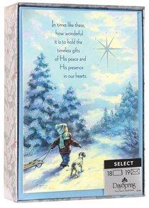 Christmas Boxed Cards: In Times Like These (John 14:27 Kjv)